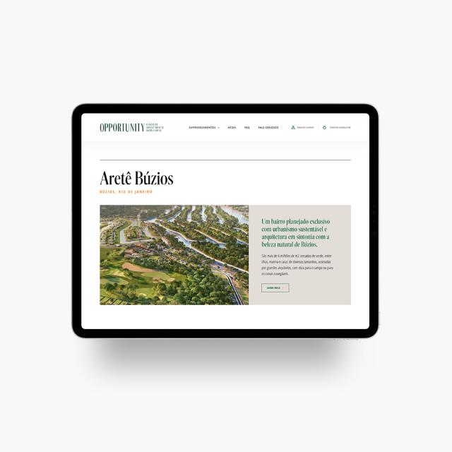 Site Opportunity Imobiliário